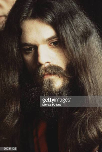 English singersongwriter Roy Wood of The Move and later the Electric Light Orchestra circa 1972