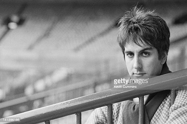 English singersongwriter Terry Hall of The Colourfield at Old Trafford Manchester 7th January 1985