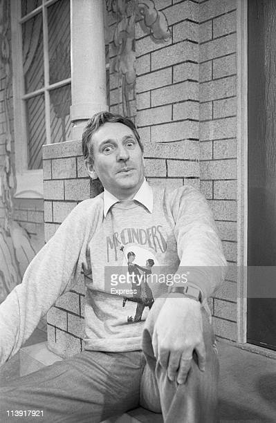 English skiffle musician Lonnie Donegan 11th January 1984