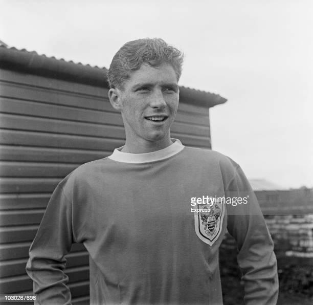 English soccer player Alan Ball Jr of Blackpool FC, UK, 23rd September 1964.