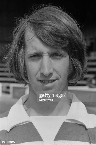 English soccer player and midfielder Tony Wagstaff of Reading FC UK 1st February 1973