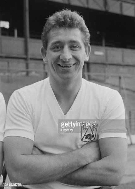 English soccer player Bill Curry of Derby County FC UK 16th August 1963
