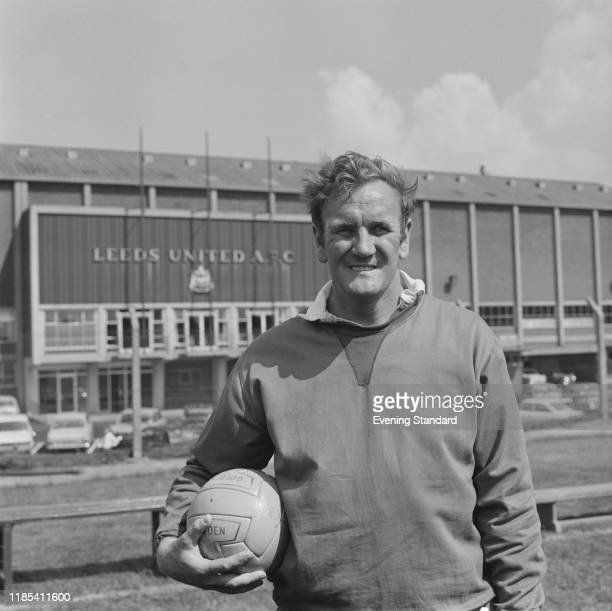 English soccer player Don Revie manager of Leeds United FC UK 21st August 1970