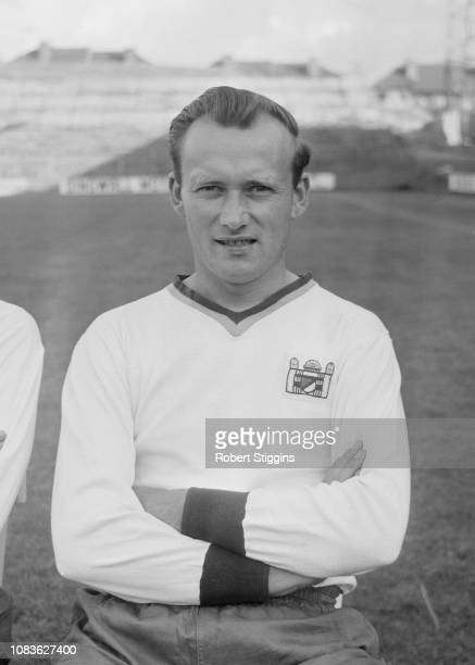 English soccer player George Petchey of Crystal Palace FC, London, UK, 21st August 1963.