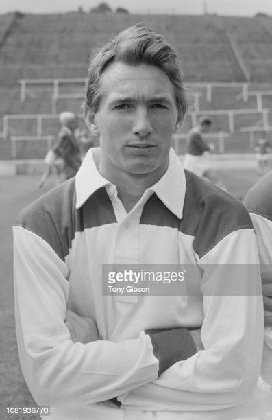 English soccer player Lenny Glover of Charlton Athletic FC UK 14th August 1963