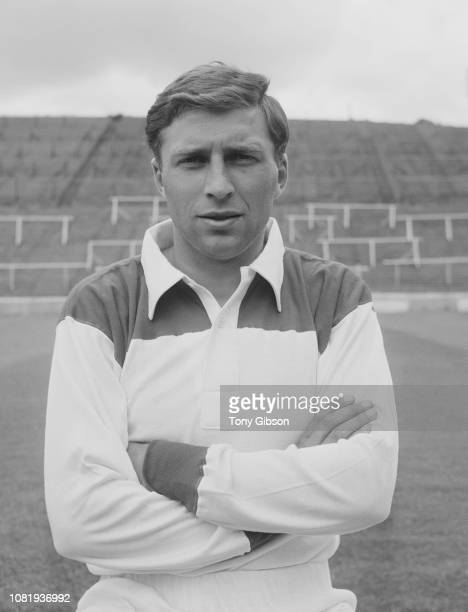 English soccer player Mike Bailey of Charlton Athletic FC UK 14th August 1963