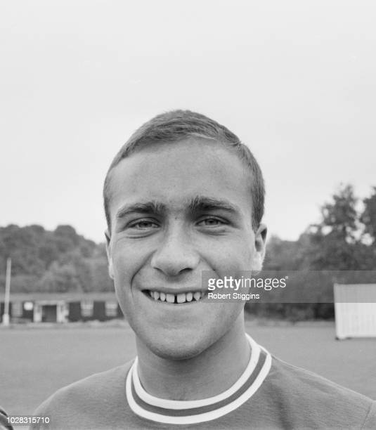 English soccer player Ron Harris of Chelsea FC, UK, 24th July 1964.