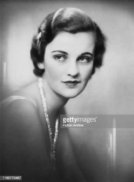 English socialite Margaret Whigham circa 1930