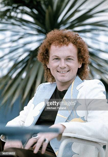 English songwriter and producer Mike Batt circa 1975 Batt wrote the music for the novelty pop group Wombles