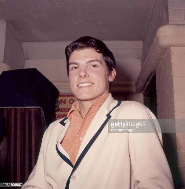 English stage and screen actor and singer Jess Conrad in London, England, 1960.
