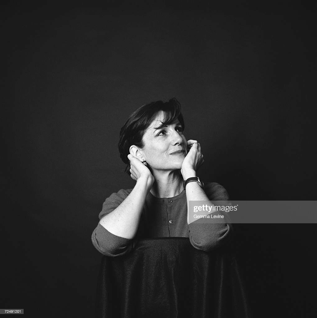 English Stage And Screen Actress Harriet Walter 1999 News Photo