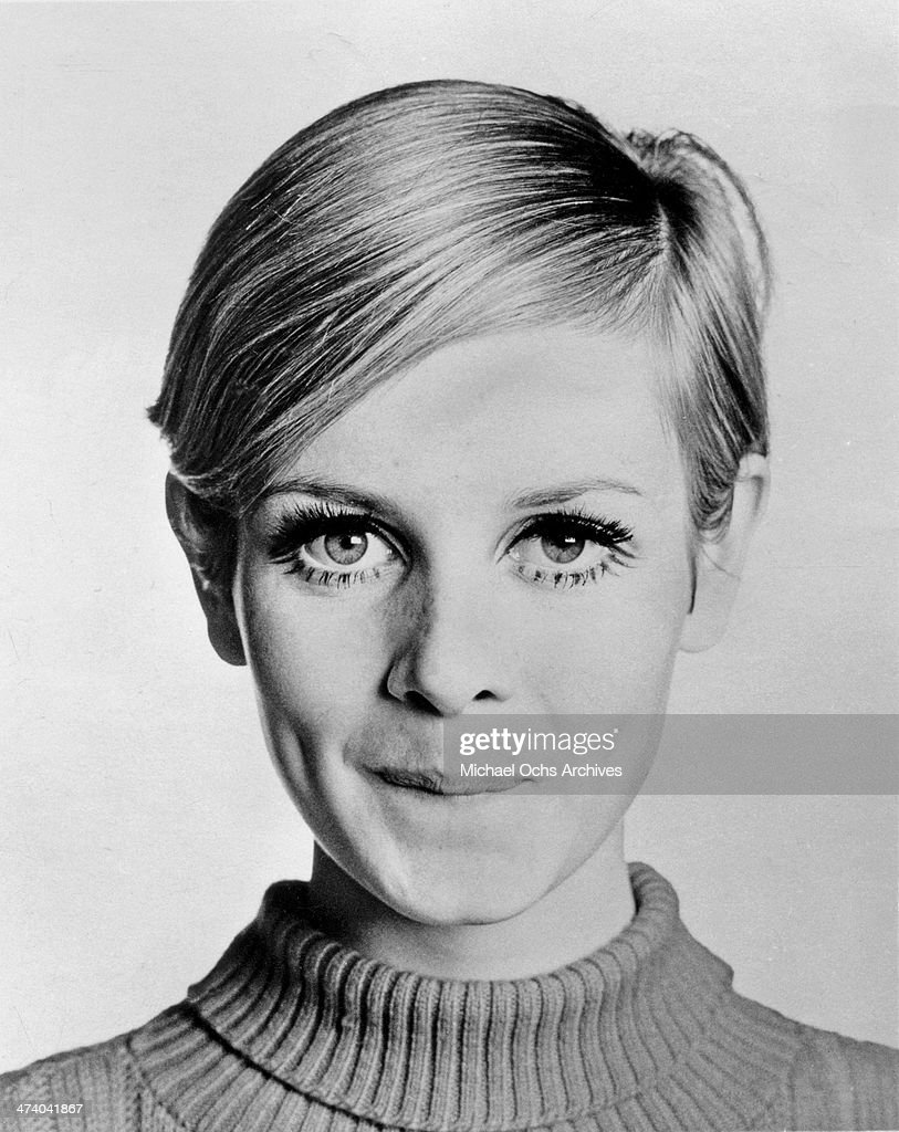 Twiggy In Hollywood  : News Photo