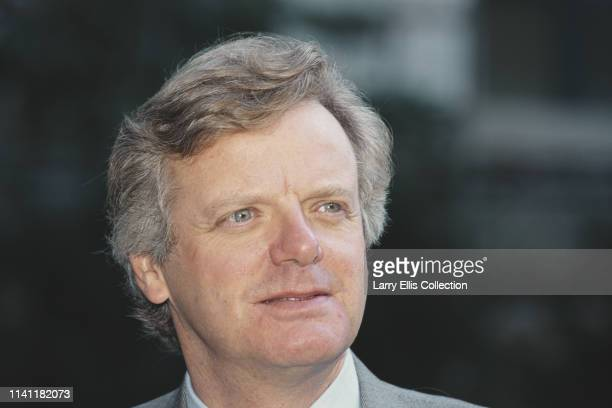 English television executive and businessman Michael Grade chief executive of Channel 4 Television pictured circa 1993