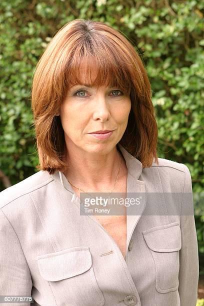 English television presenter and newsreader Kay Burley circa 2006