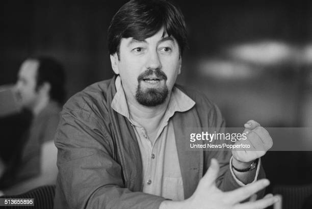 English theatre and film director Trevor Nunn posed in London on 28th May 1986