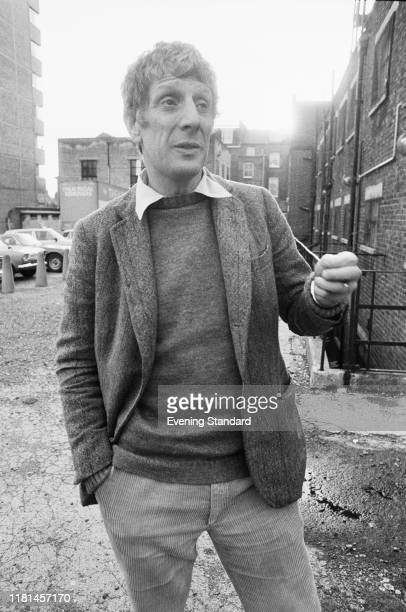 English theatre and opera director actor author television presenter humourist and medical doctor Jonathan Miller UK 24th October 1980