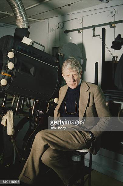 English theatre and opera director Jonathan Miller circa 2000