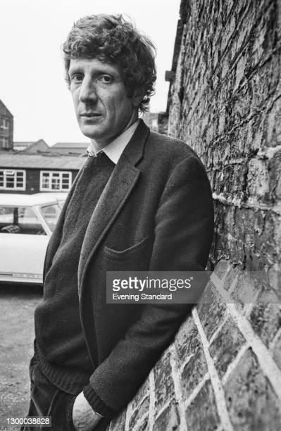 English theatre and opera director Jonathan Miller , UK, 28th April 1972.