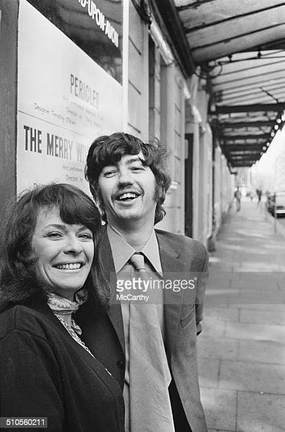 English theatre film and television director Trevor Nunn and South African/British actress and director Janet Suzman announce their engagement 22nd...