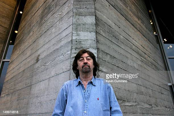 English theatre film and television director Trevor Nunn circa 2005