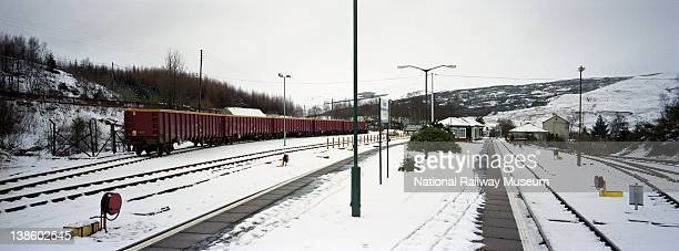 English Welsh Scottish Railway Yard at Crianlarich station 2000