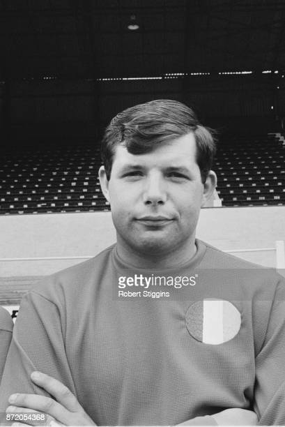 English winger of Leyton Orient FC Barry Fry UK 16th August 1967
