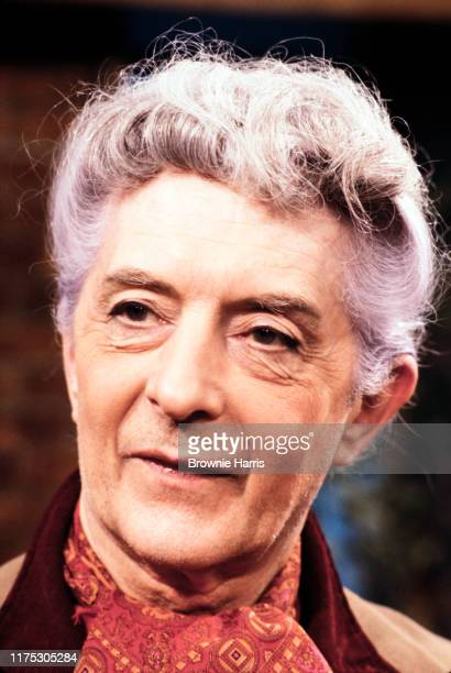 English writer and actor Quentin Crisp, New York, New York, January 20, 1980.