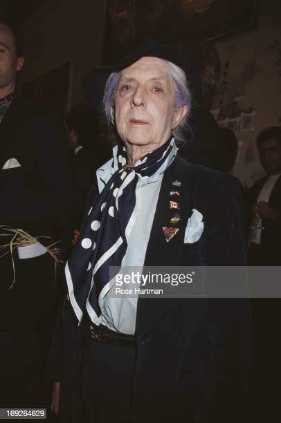 English writer and raconteur Quentin Crisp, 1994.