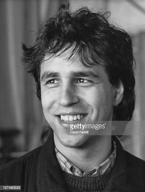 English writer Anthony Horowitz circa 1980
