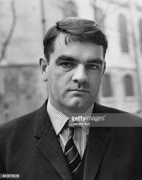 English writer David Irving faces a libel case brought by Captain John Egerton Broome, aka Jack Broome, of the Royal Navy, 27th January 1970. In his...
