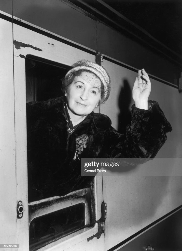 Vera Brittain : News Photo