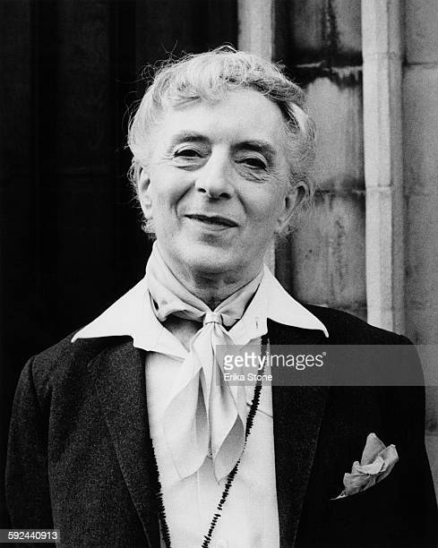 English writer Quentin Crisp , circa 1980.