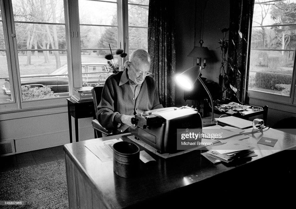 P. G. Wodehouse : News Photo