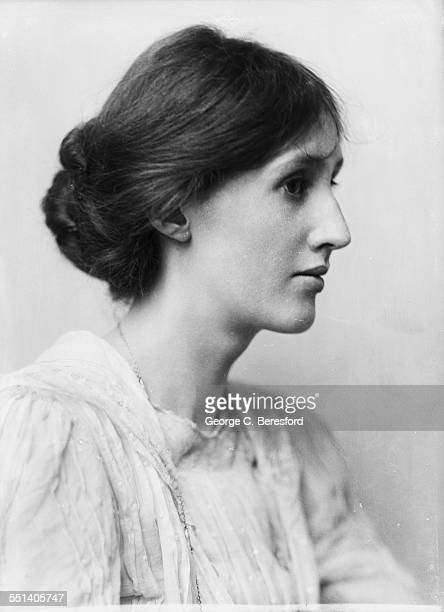 English writer Virginia Woolf July 1902