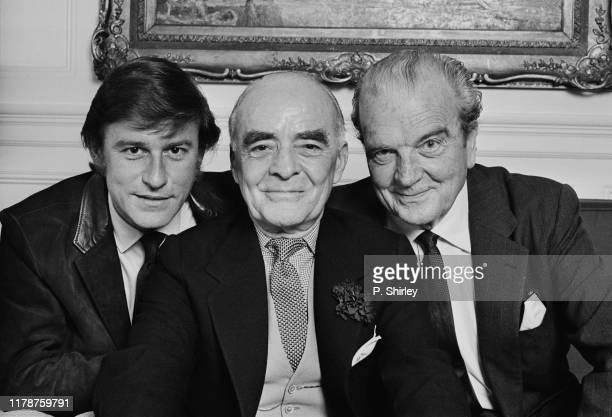 EnglishAmerican actor voice artist film director and photographer Roddy McDowall British novelist Richard Llewellyn and BritishAmerican actor John...