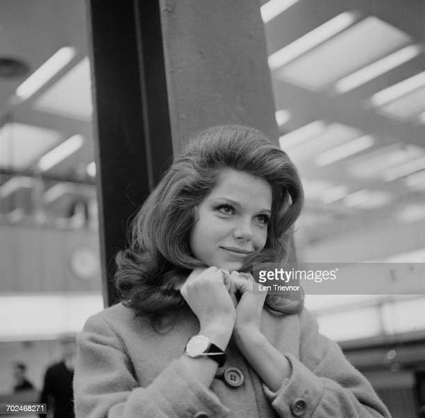 EnglishAmerican actress Samantha Eggar UK 2nd March 1964