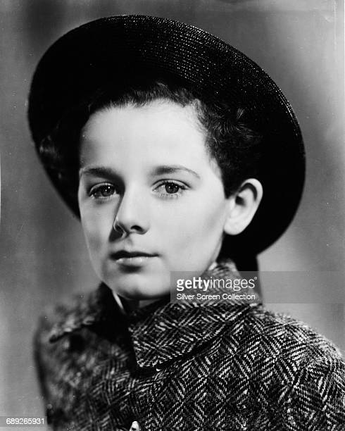 EnglishAmerican child actor Freddie Bartholomew circa 1935