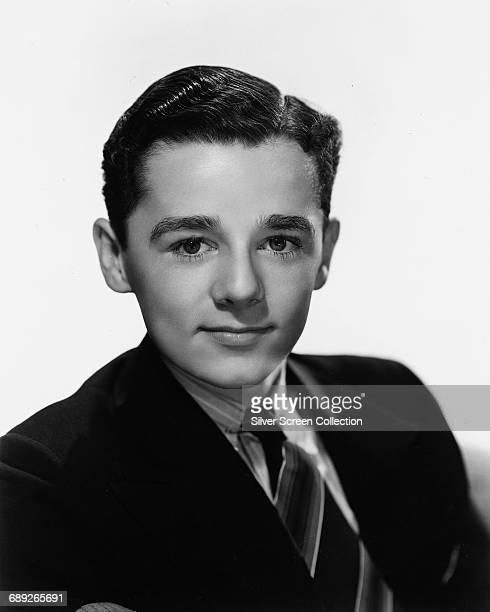 EnglishAmerican child actor Freddie Bartholomew circa 1940