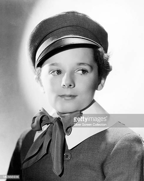 EnglishAmerican child actor Freddie Bartholomew in a promotional portrait for 'Little Lord Fauntleroy' directed by John Cromwell 1936