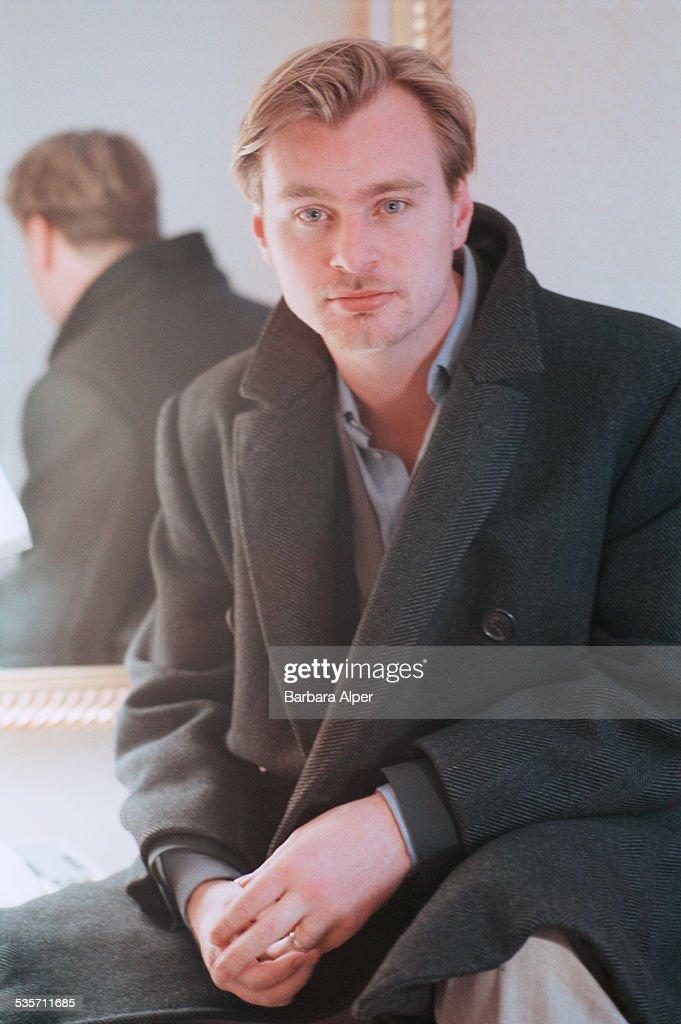 Christopher Nolan : News Photo