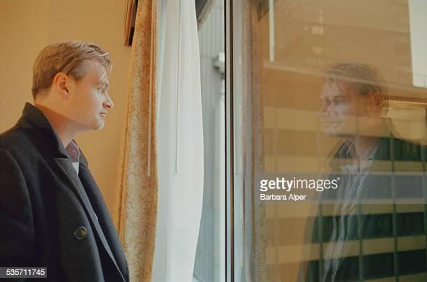 English-American film director Christopher Nolan, 12th December 2000.