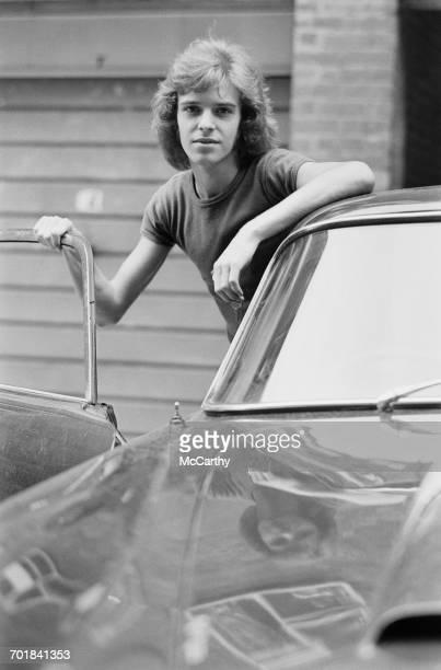 EnglishAmerican rock musician and singer Peter Frampton UK 29th September 1971