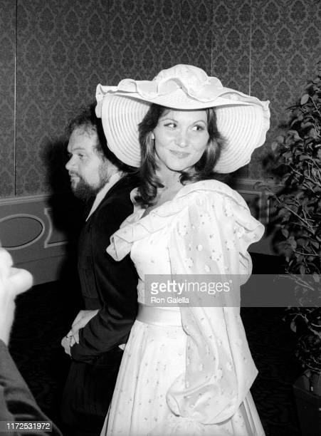 English-born American choreographer David Winters and American pornographic actress Linda Lovelace attend the 26th annual Directors Guild Awards at...