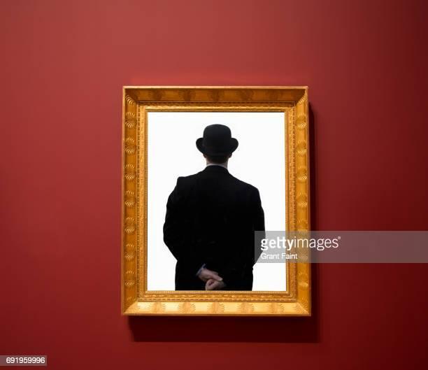 Englishman in bowler hat