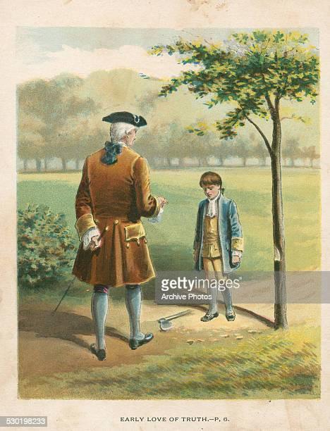 World's Best George Washington Cherry Tree Stock Pictures ...