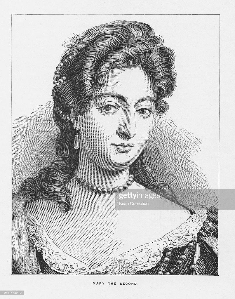 Mary II Of England : News Photo