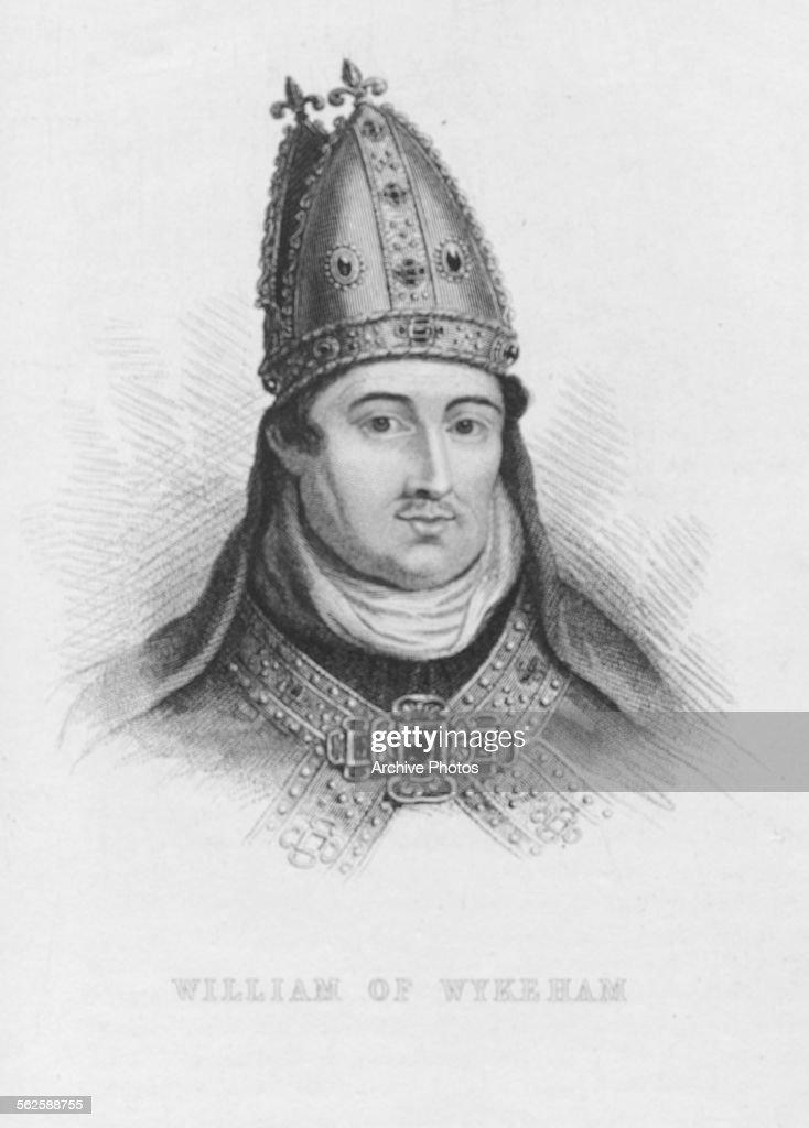 William Of Wykeham : News Photo