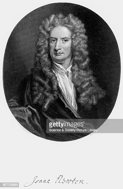 Engraving by Bell after the painting by Sir Godfrey Kneller Isaac Newton graduated from Trinity College Cambridge in 1665 becoming Lucasian Professor...