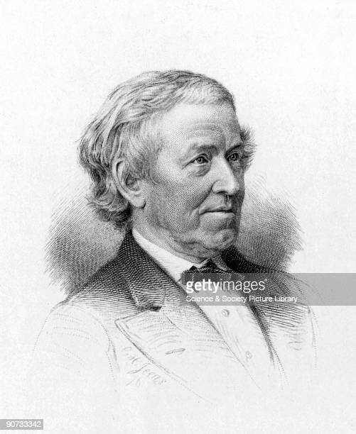 Engraving by Charles Henry Jeens from a photograph by Mayall of Sir Charles Wheatstone a pioneer of electric telegraphy In 1837 together with William...