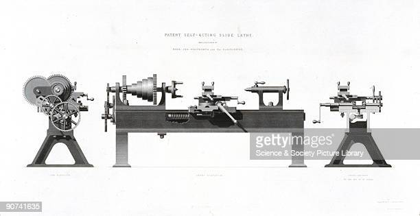 Engraving by G Gladwin Joseph Whitworth established a toolmaking business in Openshaw Greater Manchester in 1833 which soon acquired a reputation for...